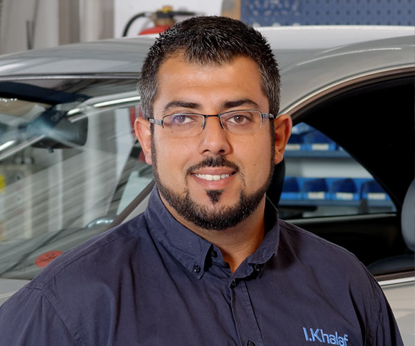 Issa Khalaf